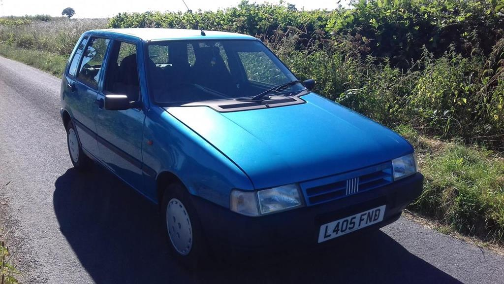 Fiat Uno 1 1 I E L Reg   For Repair   Sutton Coldfield  U00a3